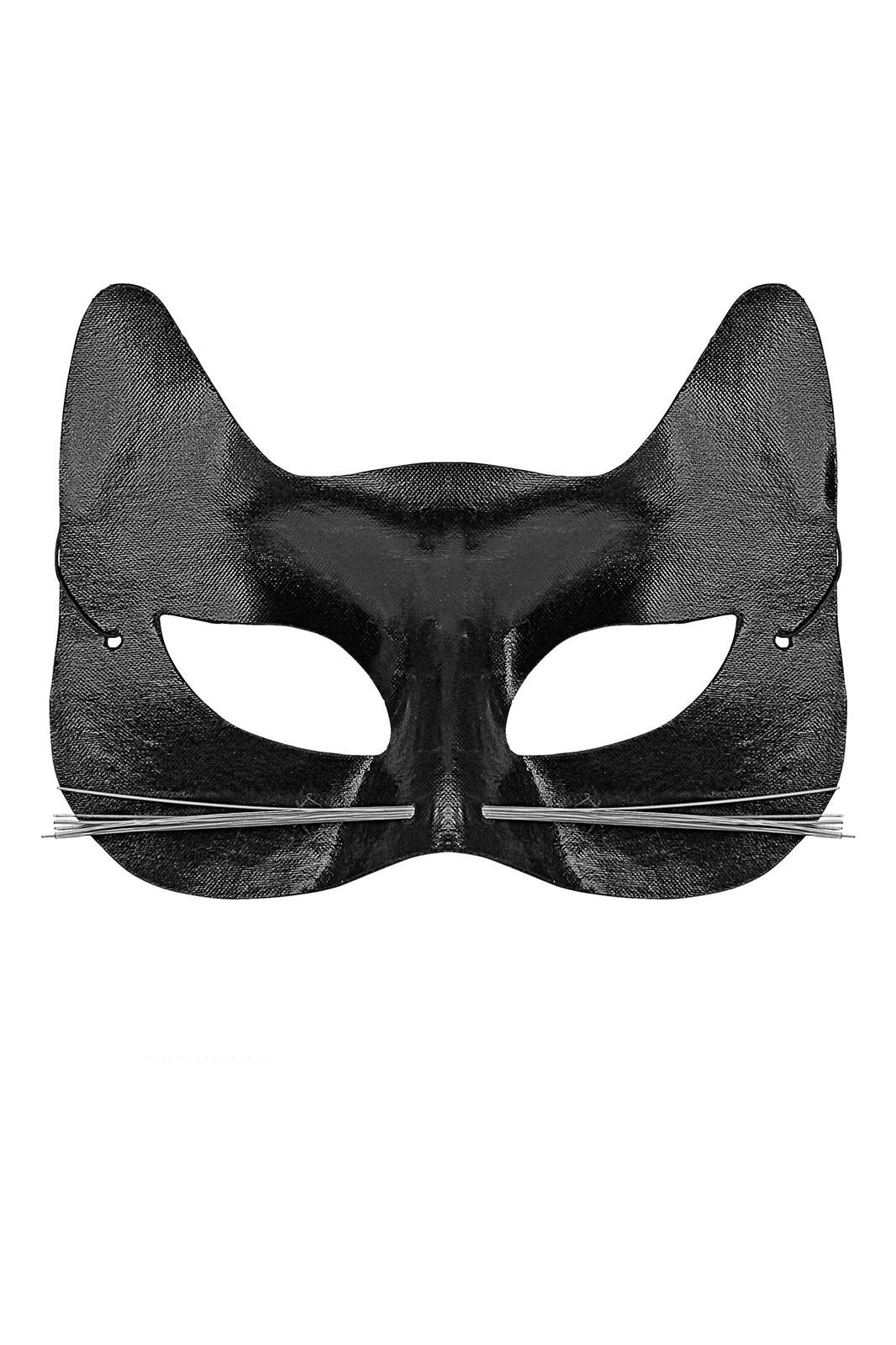 Black Cat Eyemask