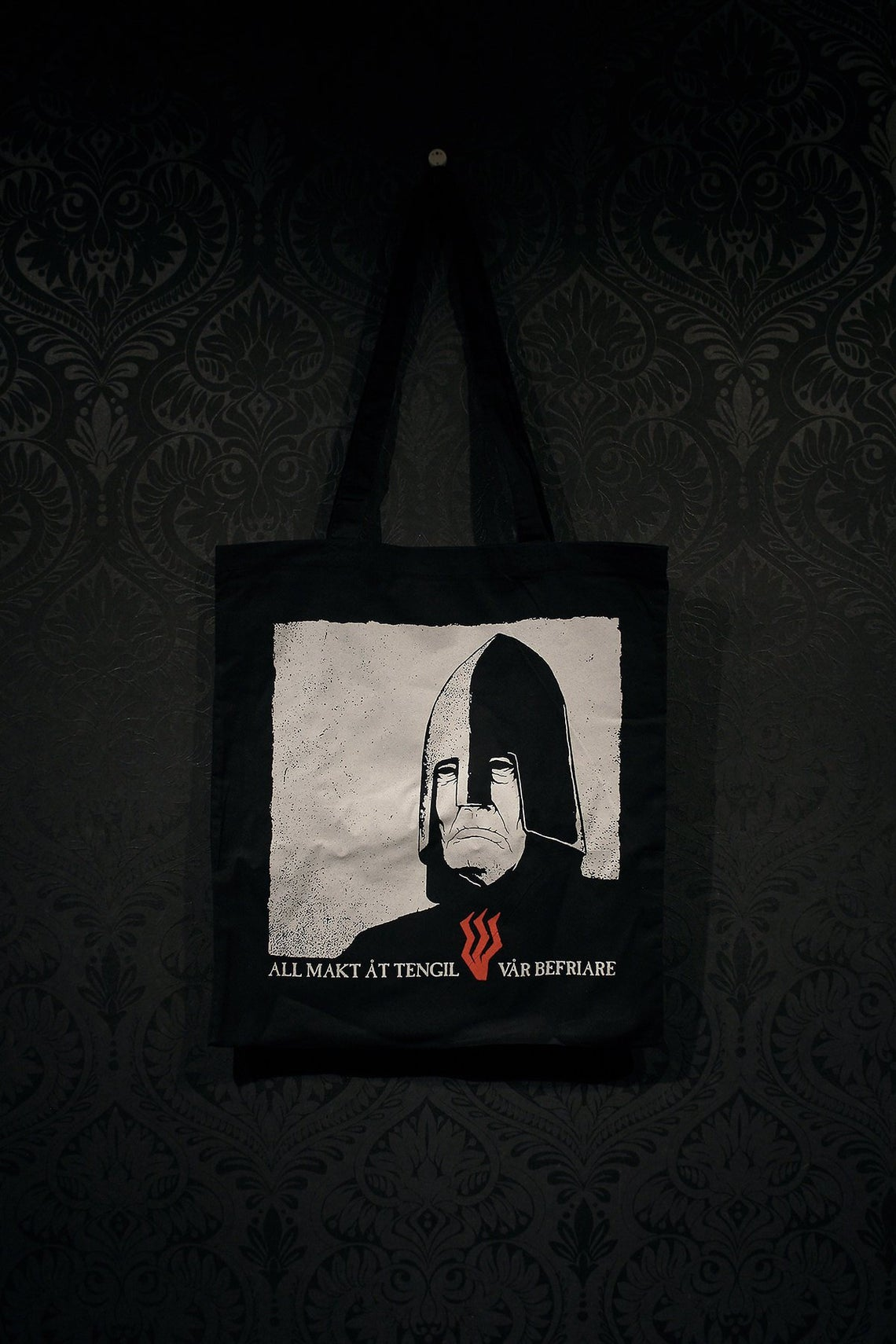 All makt åt Tengil Tote bag