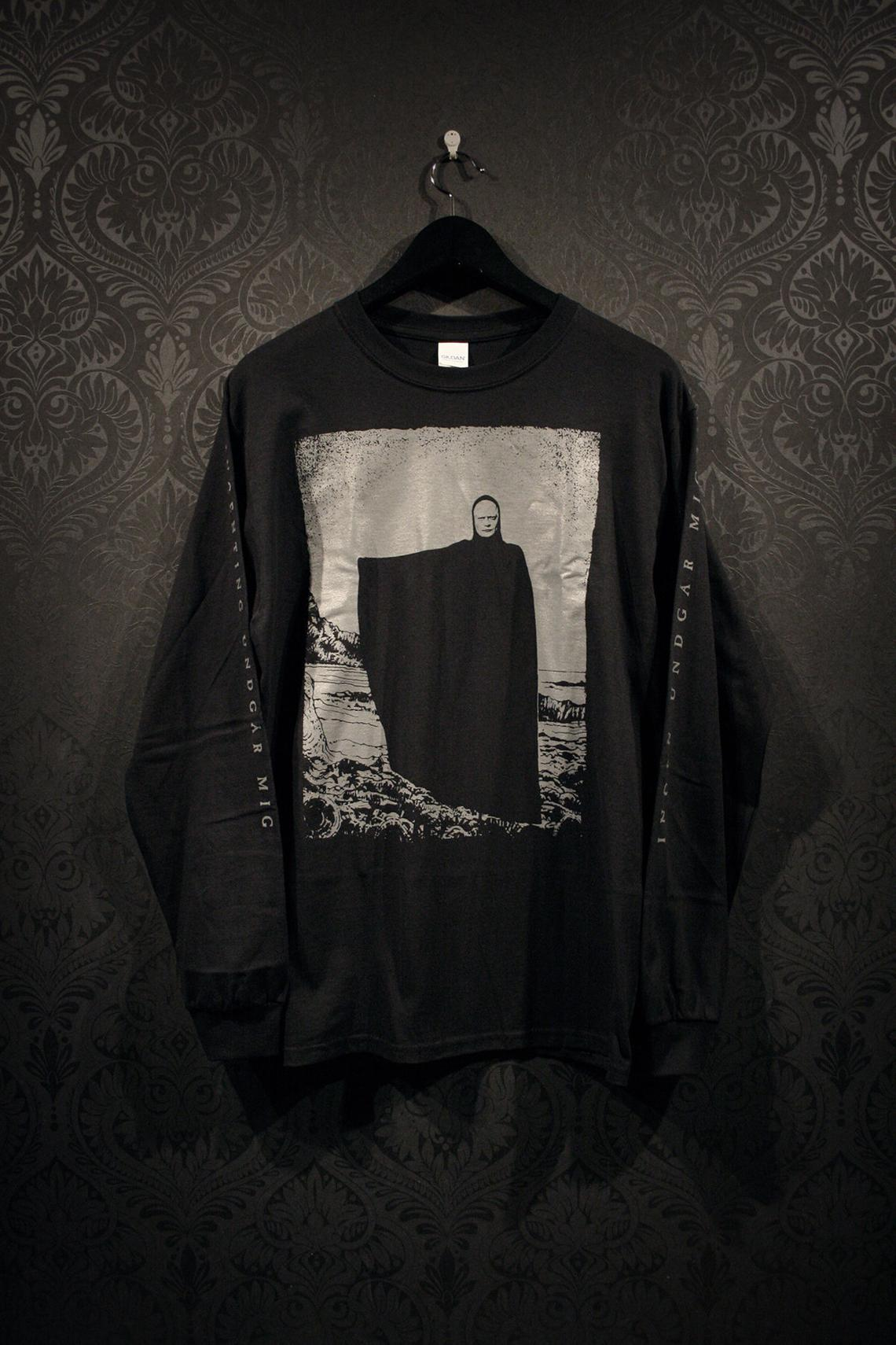 Death 7th Seal Longsleeve Black