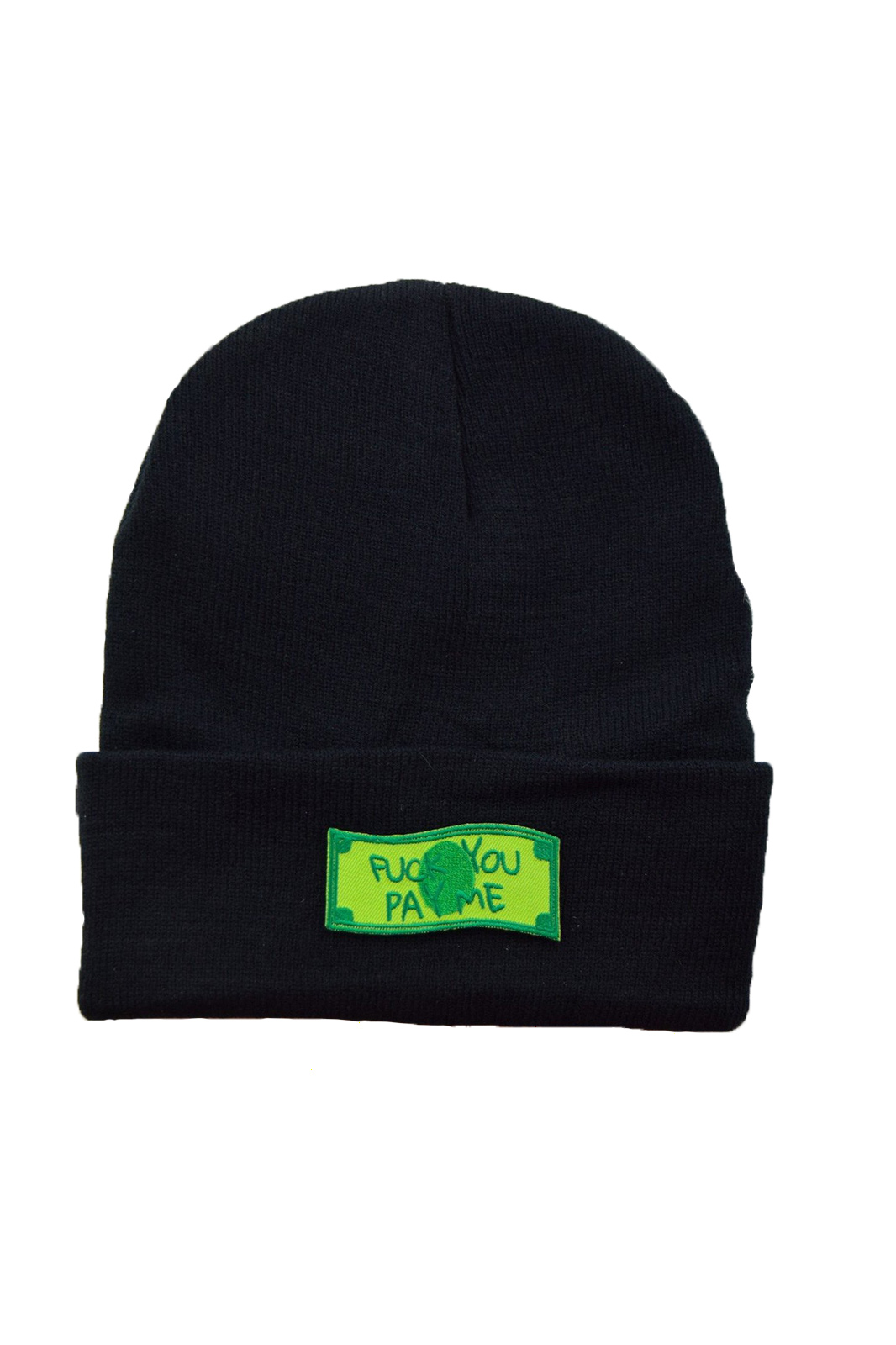 Fuck You Pay Me Beanie