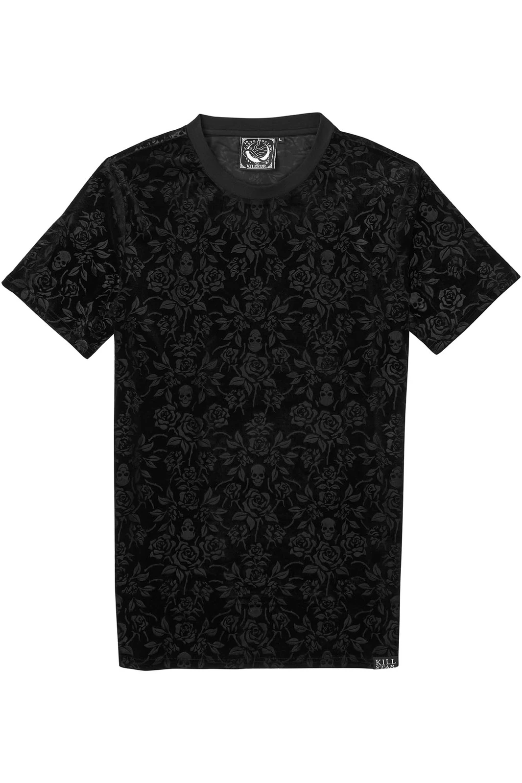 Nocturnal T-shirt Black