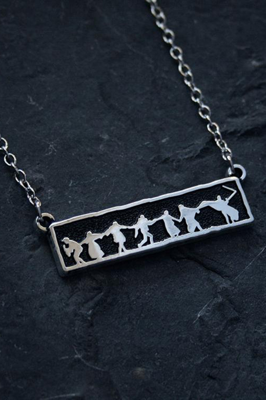 Dance of Death Necklace