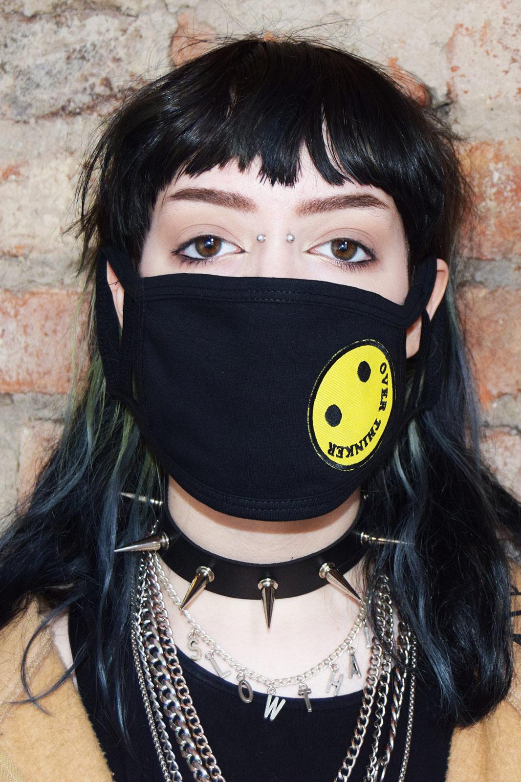 Overthinker Face Mask