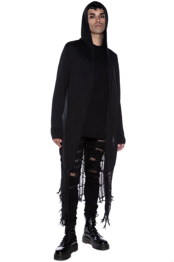 Freak Like Me Knit Cardigan Black