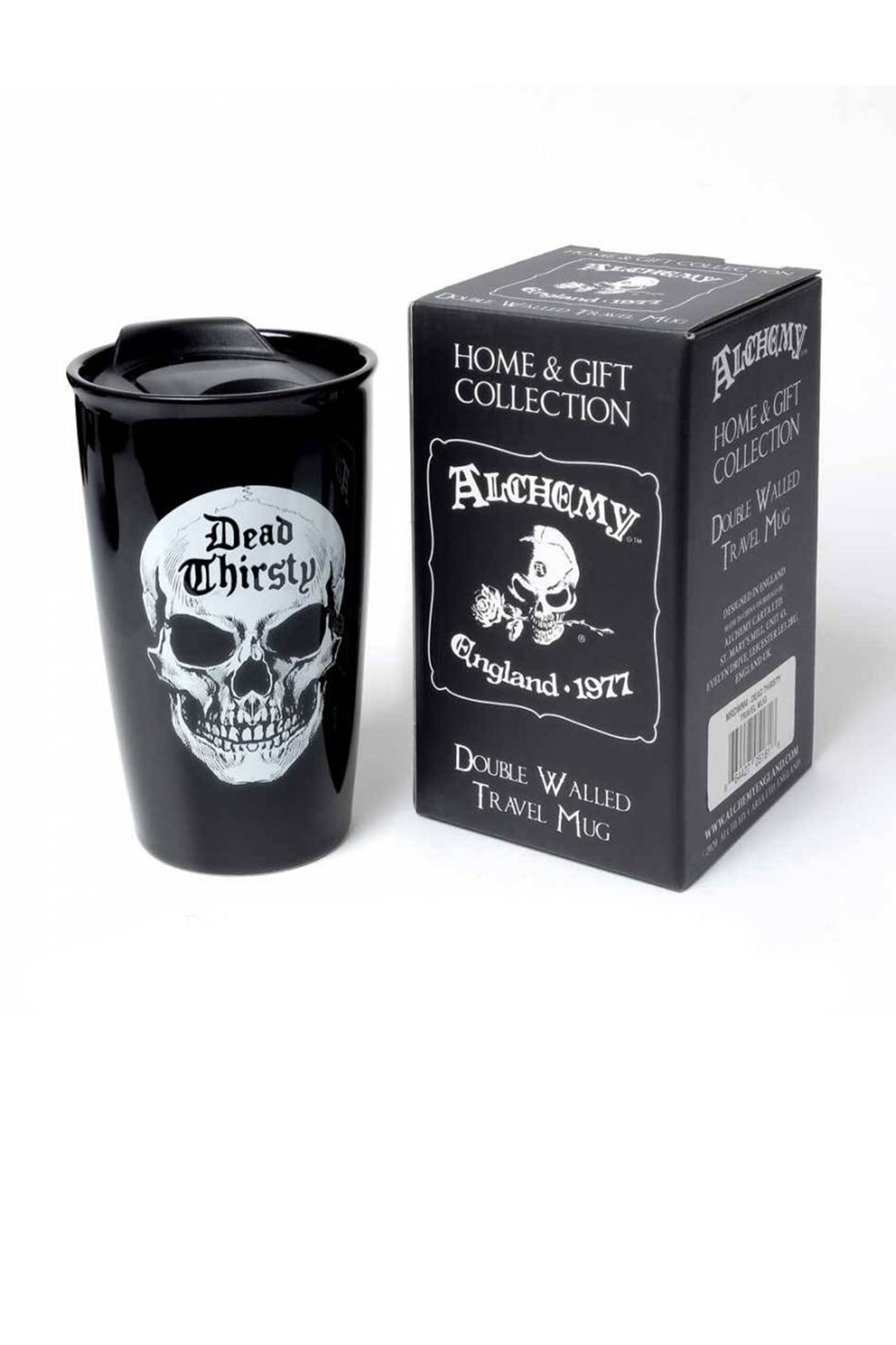 Double Walled Mug Dead Thirsty