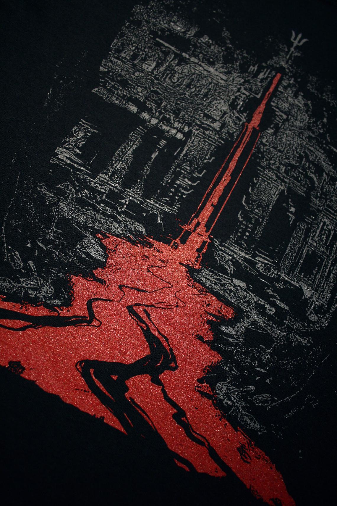 Bleeding Temple Trident Black