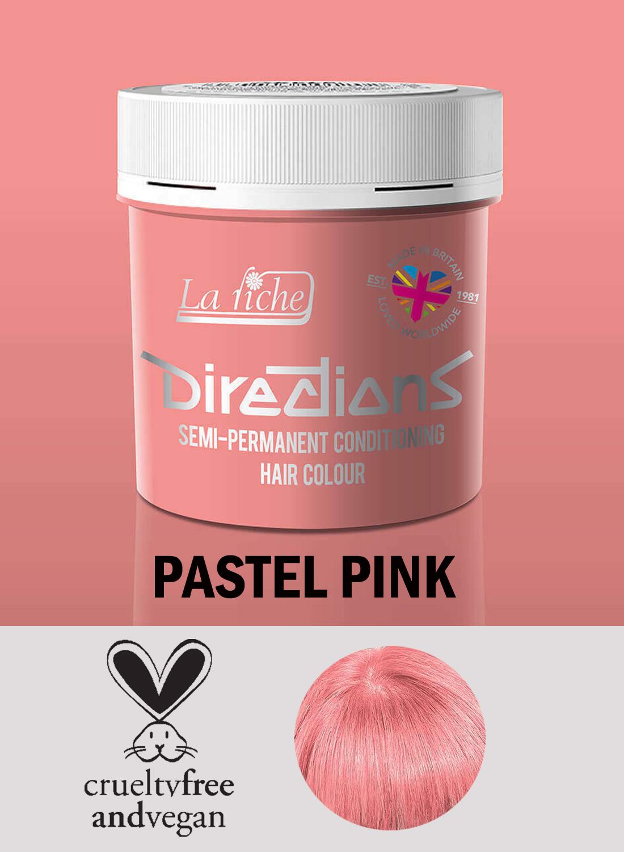 Directions Hair Colour Pastel Rose