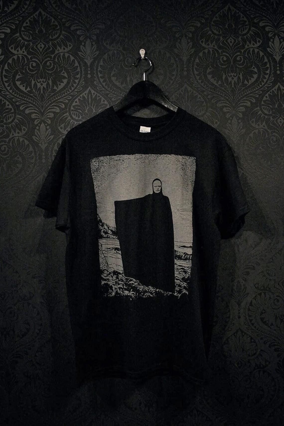 Death 7th Seal T-shirt Black