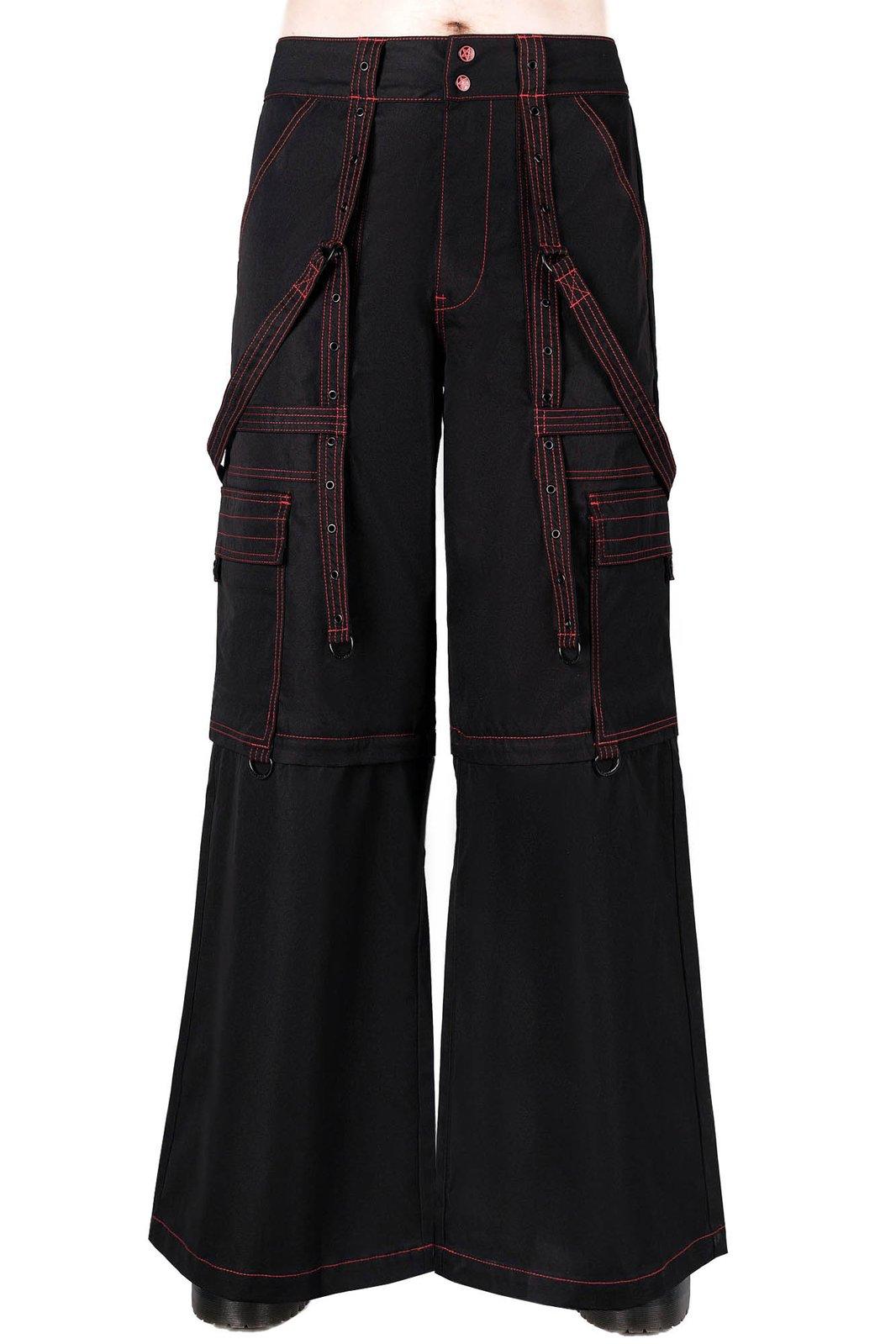 Shadow Walker Bondage Trousers Black