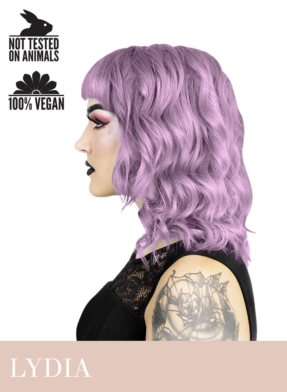 Lidia Lavender hårfärg