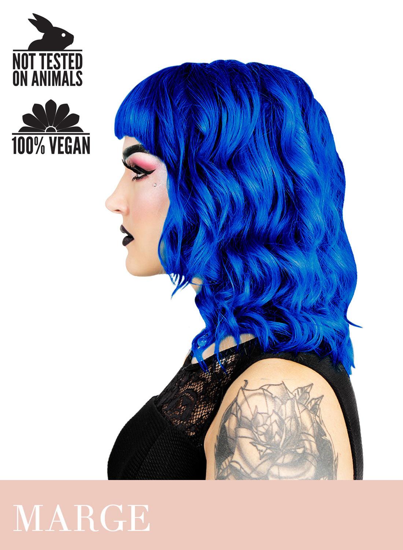 Herman's Marge Blue Hårfärg