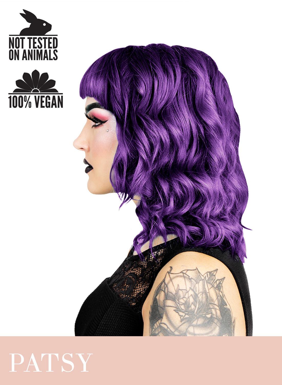 Herman's Patsy Purple Hårfärg