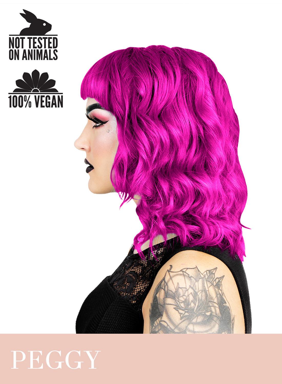 Herman's UV Peggy Pink Hårfärg