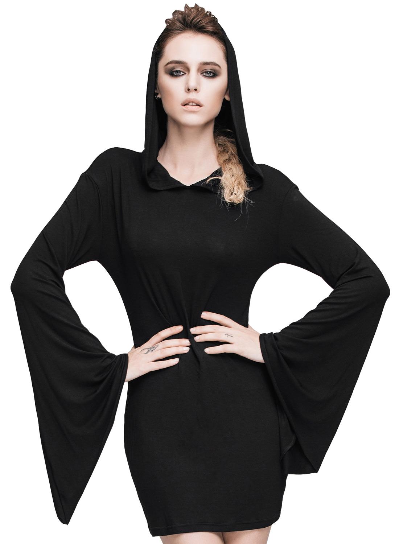 Restless 'N' Wild Dark vampire hood/klänning