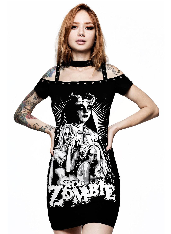 Killstar Lust For Death klänning