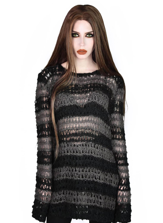 Kilstar Strange daze Faux-Mohair tröja