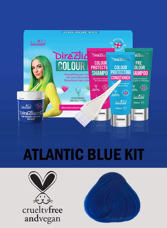 Directions Atlantic Blue kit