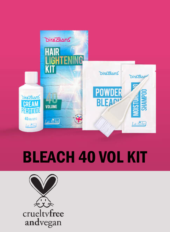 Directions Bleach kit Vol 40