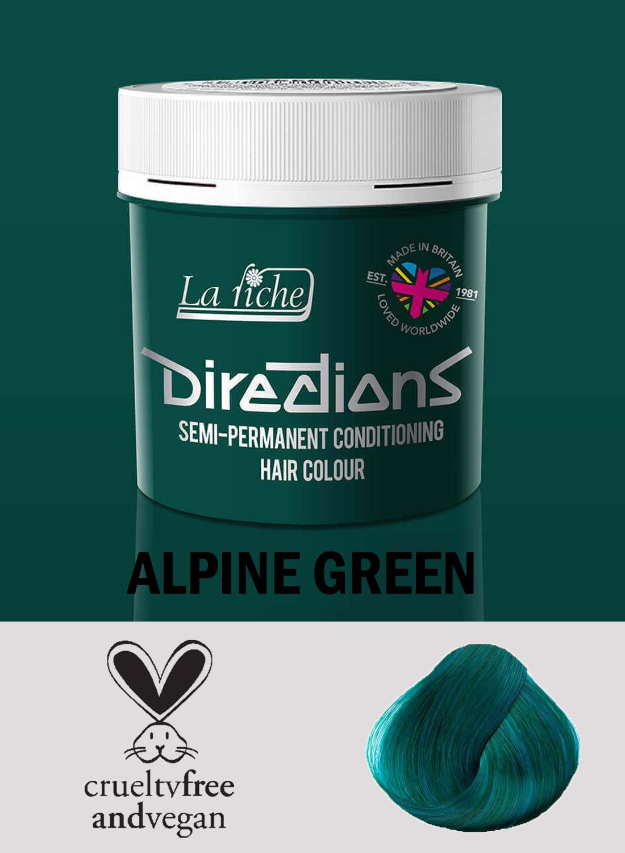 Directions Alpine Green