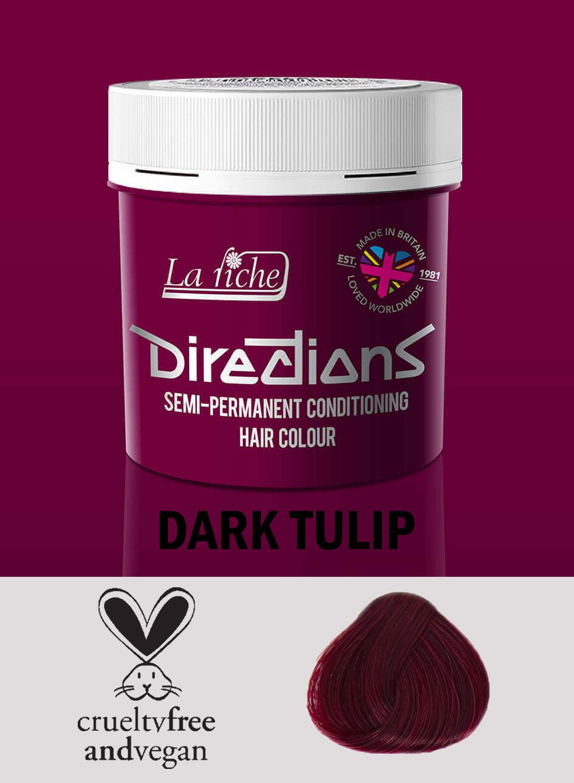 Directions Hair Colour Dark Tulip