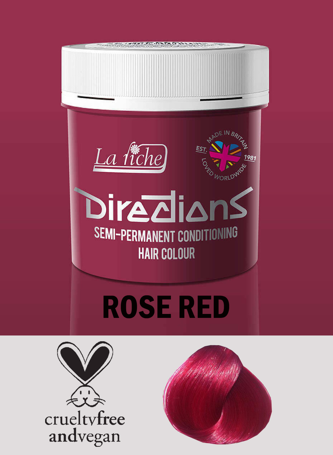 Directions Rose Red