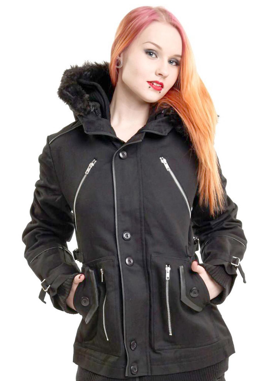 Poizen Industries Chase jacket/coat