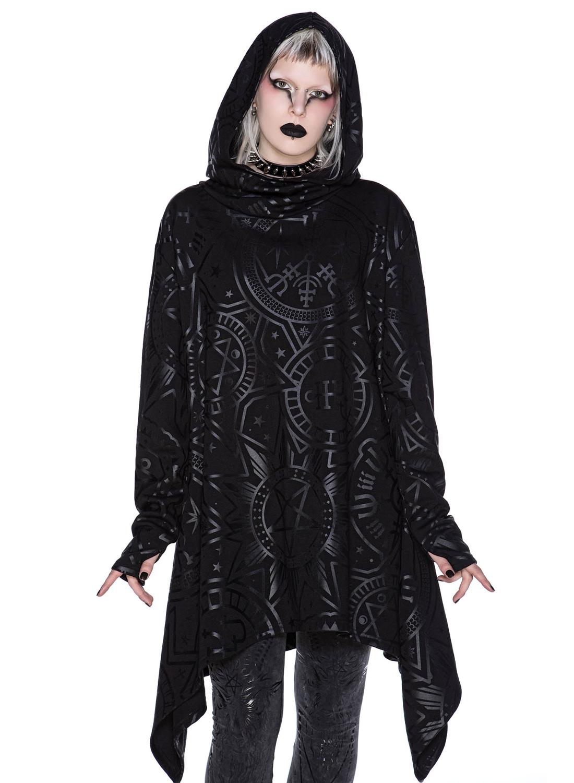 Kilstar Occultum Hoodie black