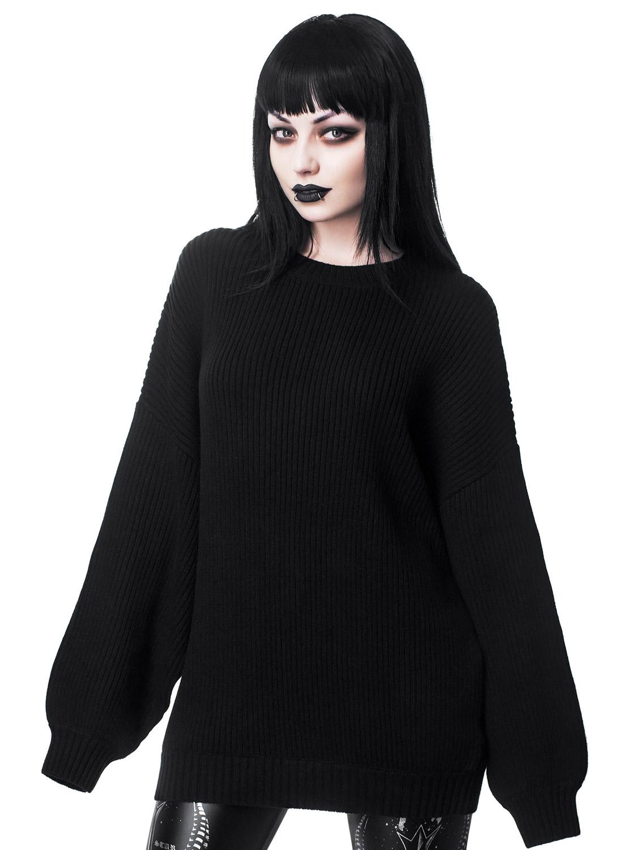 Killstar Belinda Knit Sweater