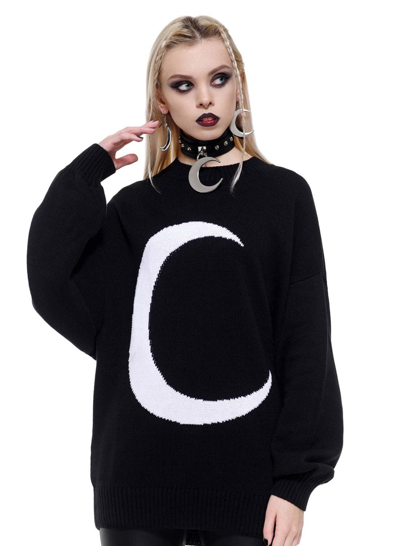 Killstar Selena Knit Sweater