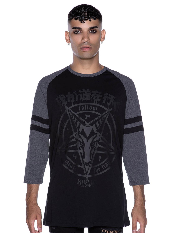 Killstar Trailblazer Raglan T-shirt