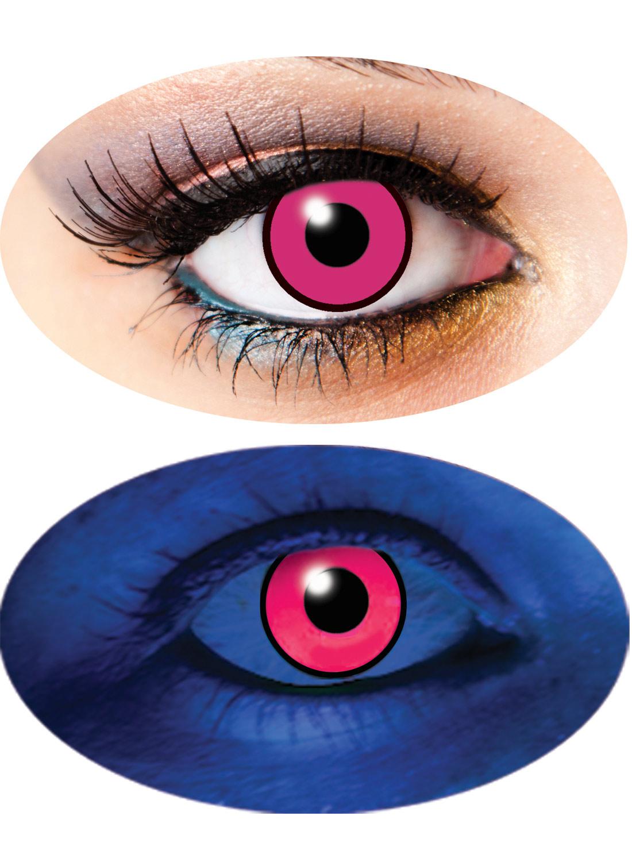 3 Month UV Lenses Green är tremånaderslinser med färg, helt utan styrka från Innovasion Lens. Linserna går att använda under 3månader