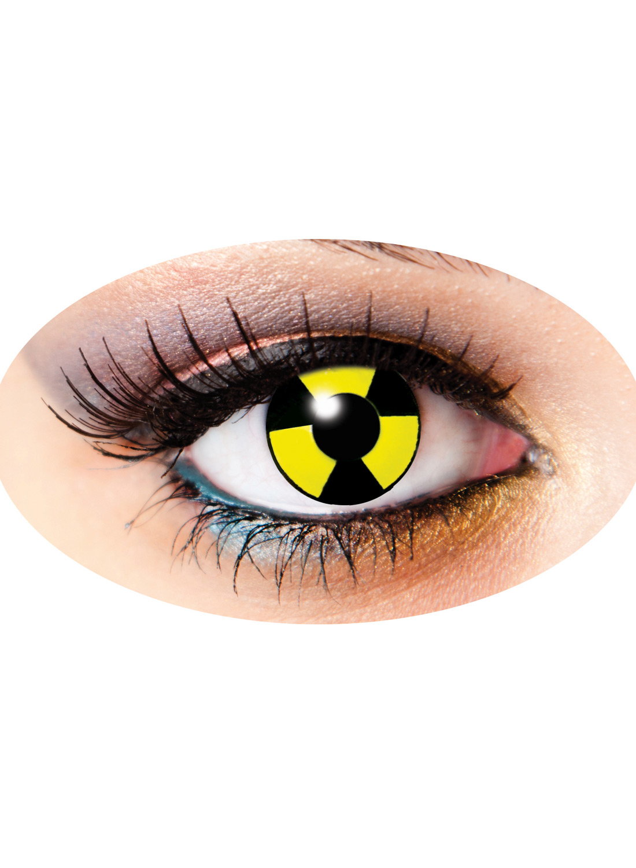 3 Month Funky lenses Radioactiv