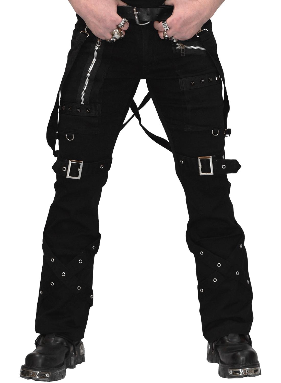 KIller Bondage Trousers Black