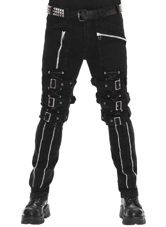 Thrasher Bondage Trousers Black