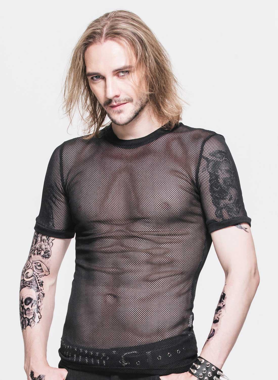 Restless 'N' Wild Destroyer net T-shirt