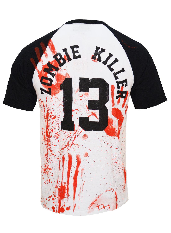 Darkside Zombie Killer 13 T-shirt