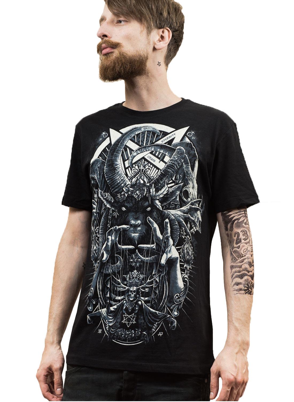 Darkside The Cult T-shirt Black