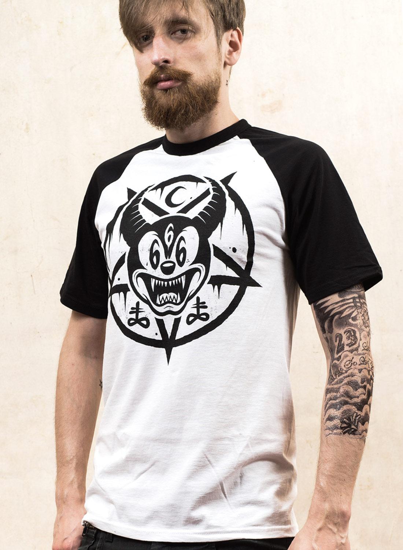 Darkside Micky 666 T-shirt